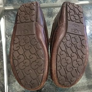 UGG Shoes - Men's UGG Leather Slippers